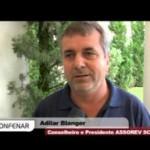 Mensagem do Presidente Sr. Hamilton Picolotti e do Vice Sr. Victor Simas